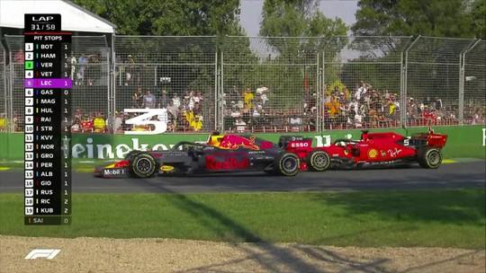 Para Sebastian Vettel, temporada da Fórmula 1 deste ano terá seis candidatos ao título