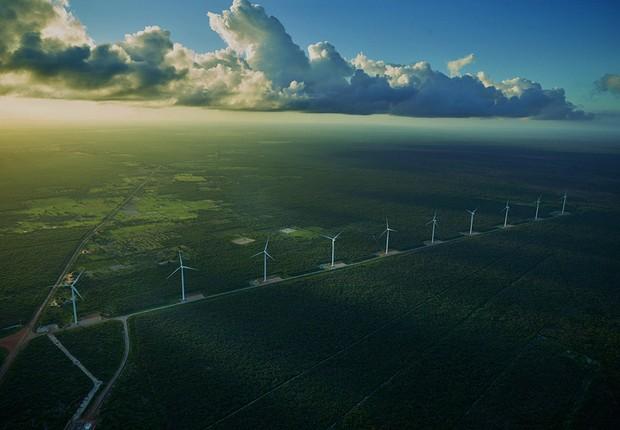 Planejamento digital é a chave para inovar e agilizar projetos de instalação de turbinas eólicas  (Foto: Divulgação)