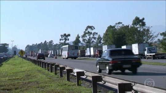 Justiça dá decisões em 8 estados contra ato de caminhoneiros