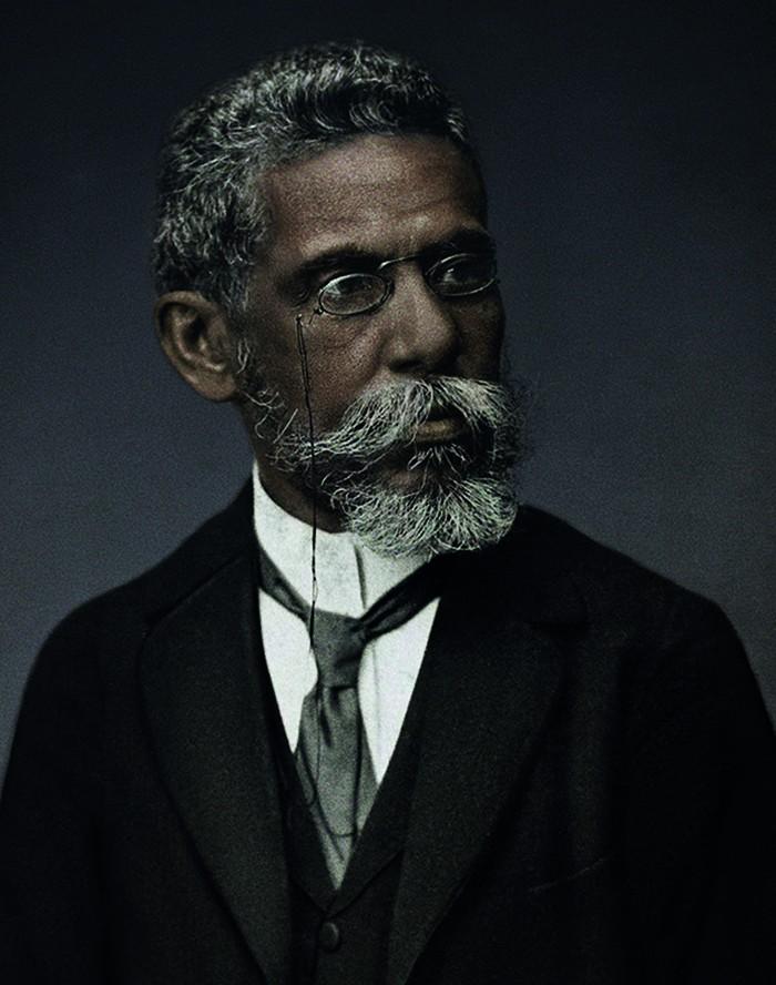Campanha resgata imagem de Machado de Assis como negro - Revista ...