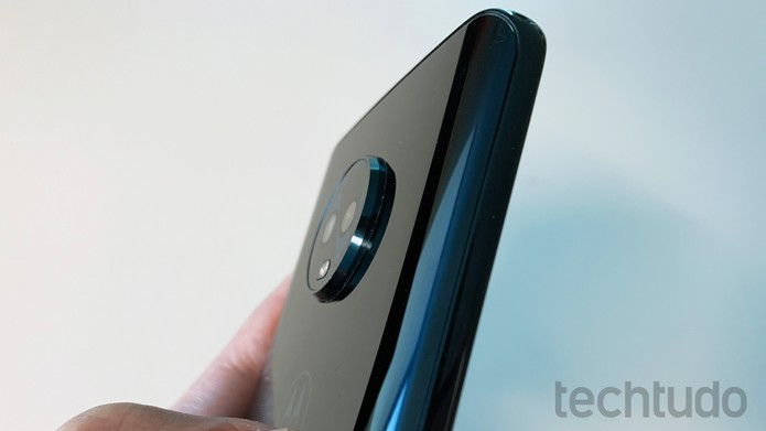 Moto G6 Plus (Foto: Bruno De Blasi/TechTudo)