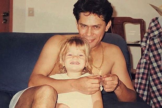 Leandro e Lyandra (Foto: Reprodução/ Instagram)