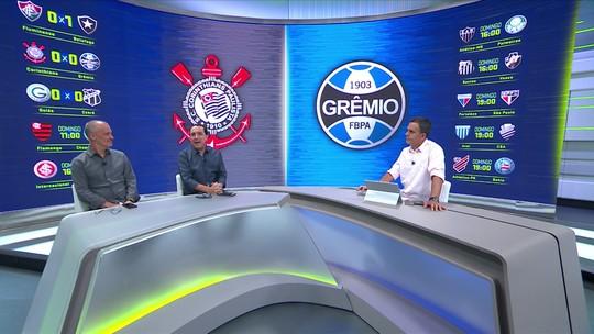"""Cereto cobra postura do Corinthians: """"Tem que ter mais coragem para jogar em casa"""""""