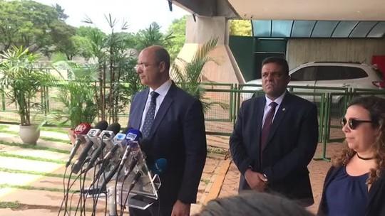 Bolsonaro e Temer articulam reforma da Previdência sem mudar Constituição, diz Witzel