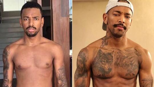 Nego do Borel mudou para buscar a 'barriga trincada': 'Meu corpo está totalmente diferente'