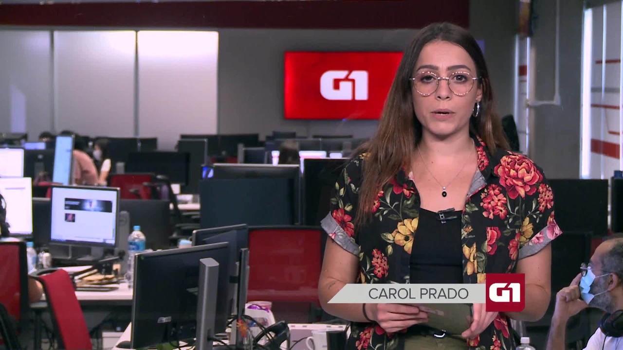 G1 em 1 Minuto: Guedes é condenado a pagar R$ 50 mil por comparar servidores com parasitas