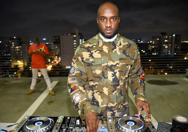 MIAMI, FL - DECEMBER 04:  DJ Virgil Abloh attends Paper Magazine, Sprout By HP & DKNY Break The Internet Issue Release at 1111 Lincoln Road on December 4, 2014 in Miami, Florida.  (Photo by Dimitrios Kambouris/Getty Images for Paper) (Foto: Getty Images)