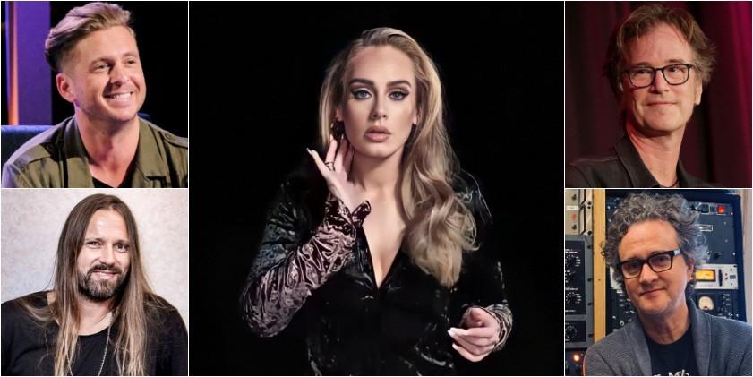 Adele, enfim de volta: parças da cantora explicam como ela cria as músicas que te fazem chorar