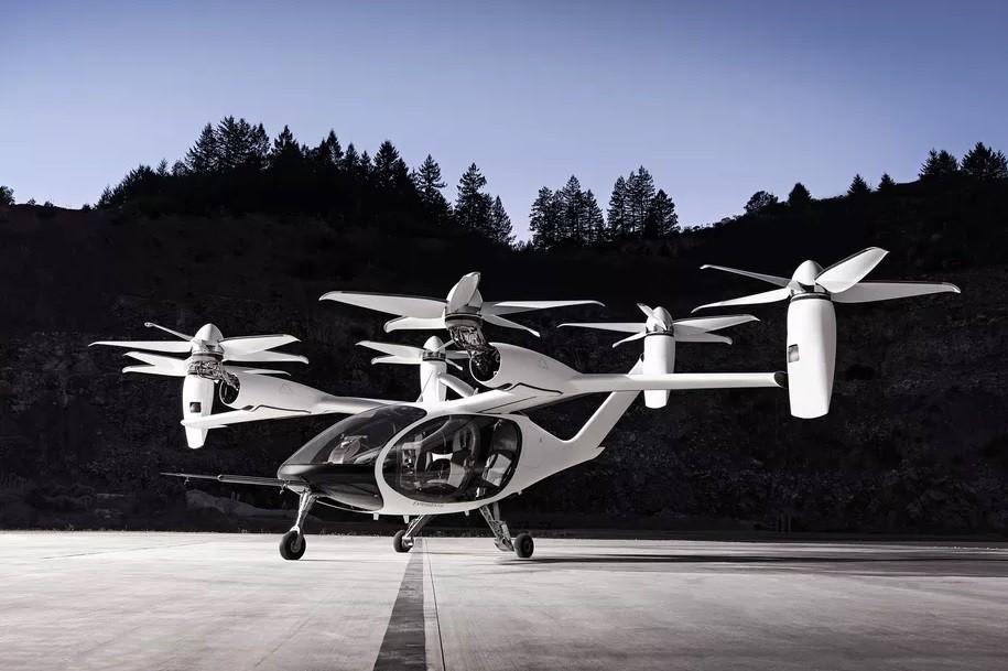 O transporte desenvolvido pela Joby Aviation terá investimento da Toyota (Foto: Divulgação)