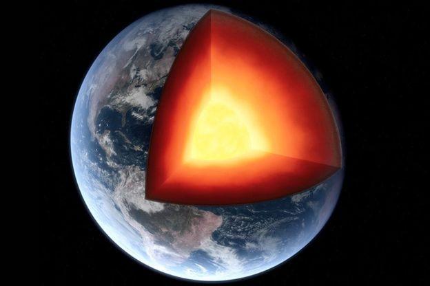 Os diamantes estão em formações rochosas no interior da Terra (Foto: MIT via BBC)