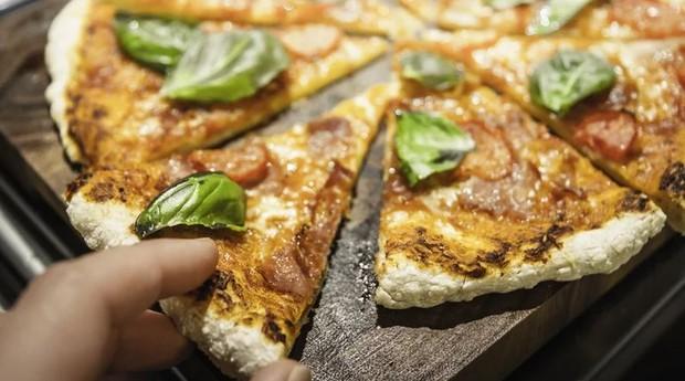 No Canadá, pizza de cannabis é a última novidade (Foto: Reprodução)