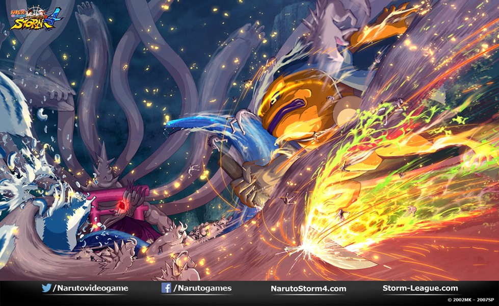 Naruto Shippuden: Ultimate Ninja Storm 4 | Jogos | Download