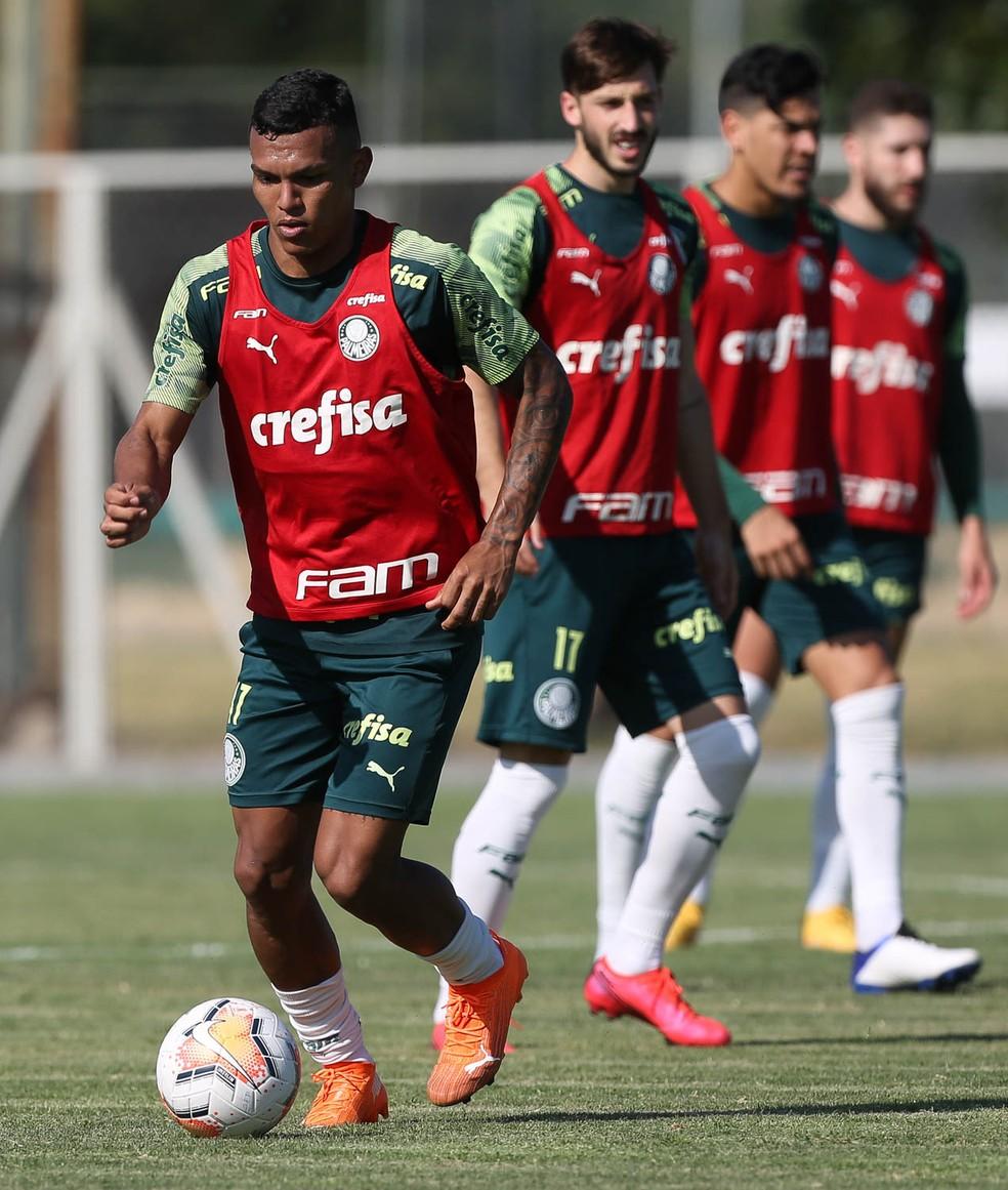 gabrielveron Abel ganha fôlego e pode escalar o melhor Palmeiras possível no jogo mais importante do ano