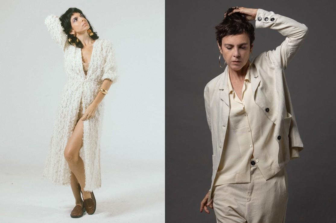 Illy relança canção 'O que me cabe' com Adriana Calcanhotto em versão acústica