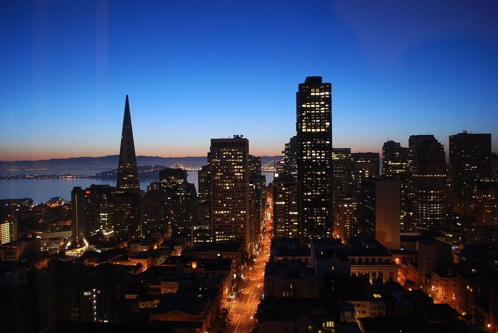 Em São Francisco, nos Estados Unidos, toda nova construção precisa ter uma proporção em habitação social — Foto: Pixabay