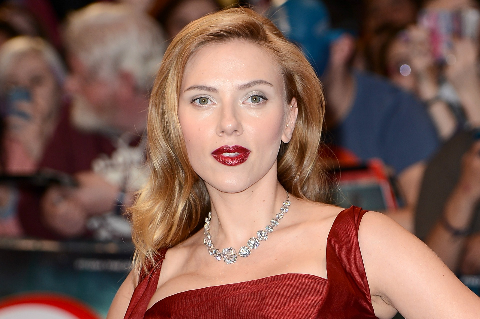 Scarlett Johansson. (Foto: Getty Images)