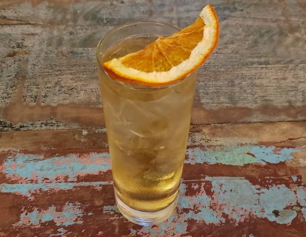 Drink Sevilla 7, do Eugênia Café Bar (Foto: Divulgação)