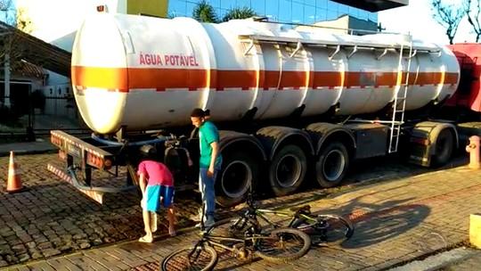 Abastecimento de água começa a voltar em Venâncio Aires