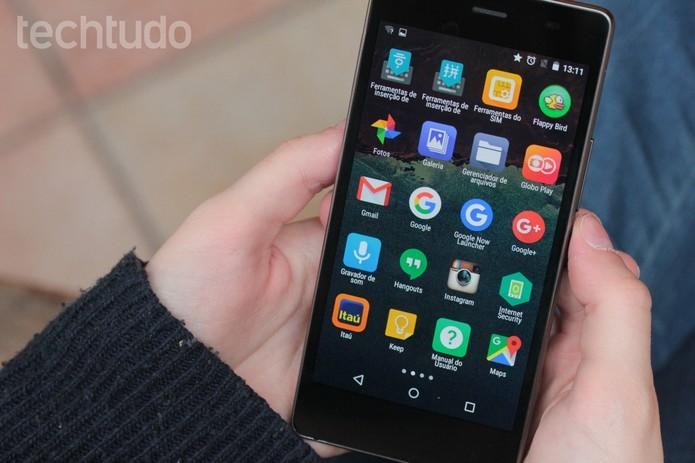 Celular Android: veja dez funções escondidas do sistema do Google (Foto: Lucas Mendes/TechTudo)