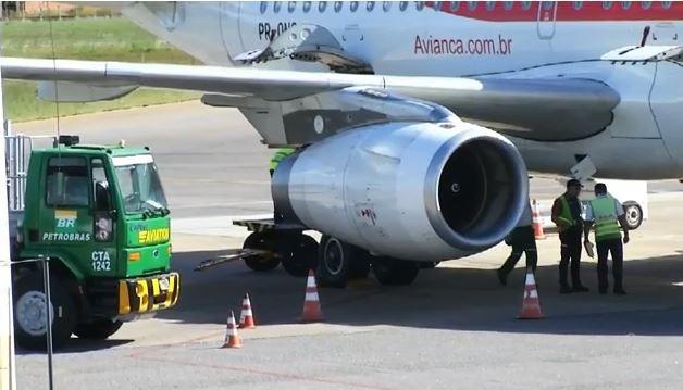 Aeroporto de Juazeiro do Norte segue sem combustível neste domingo (27)