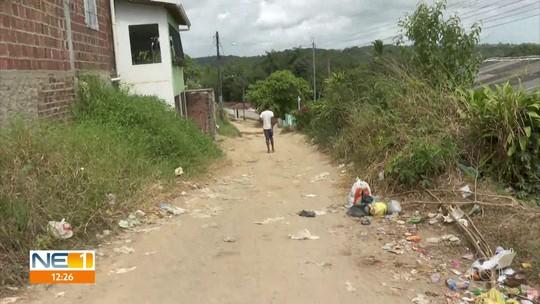 Moradores reclamam de falta de coleta de lixo em Igarassu