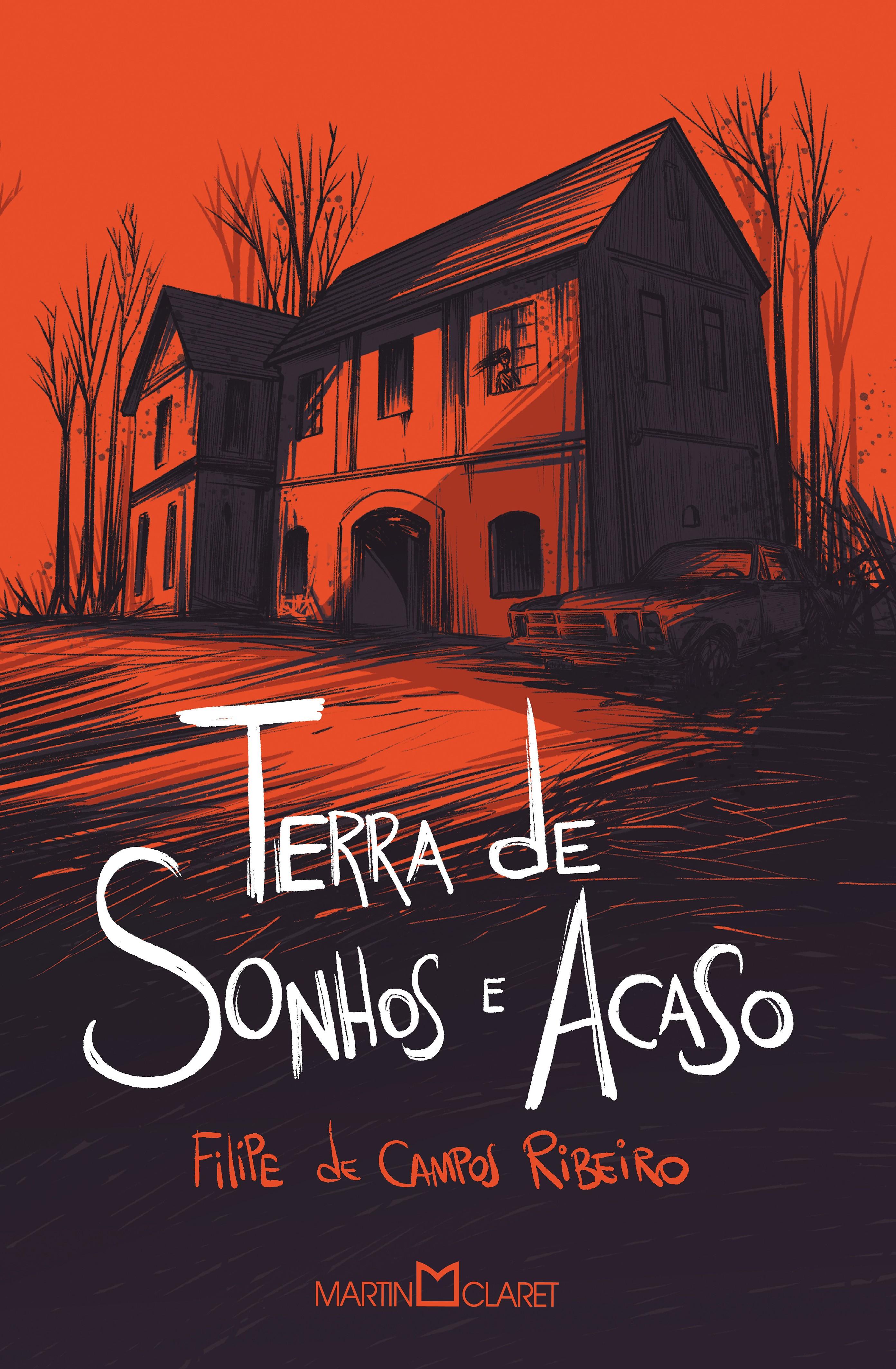 Capa do livro 'Terra de Sonhos e Acaso' (Foto: Divulgação)