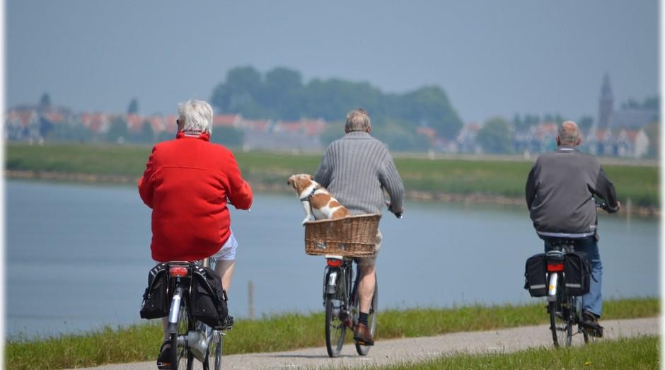 Pesquisa mostra oportunidades no mercado de pessoas com mais de 60 anos (Foto: Reprodução/Pexel)