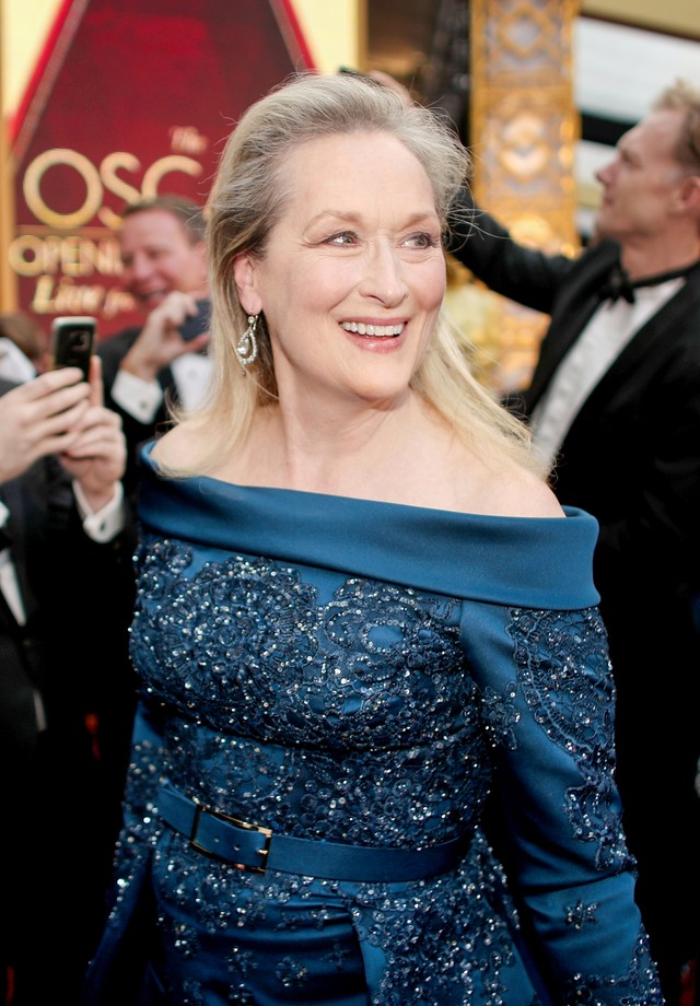 Meryl Streep (Foto: Getty / Christopher Polk)