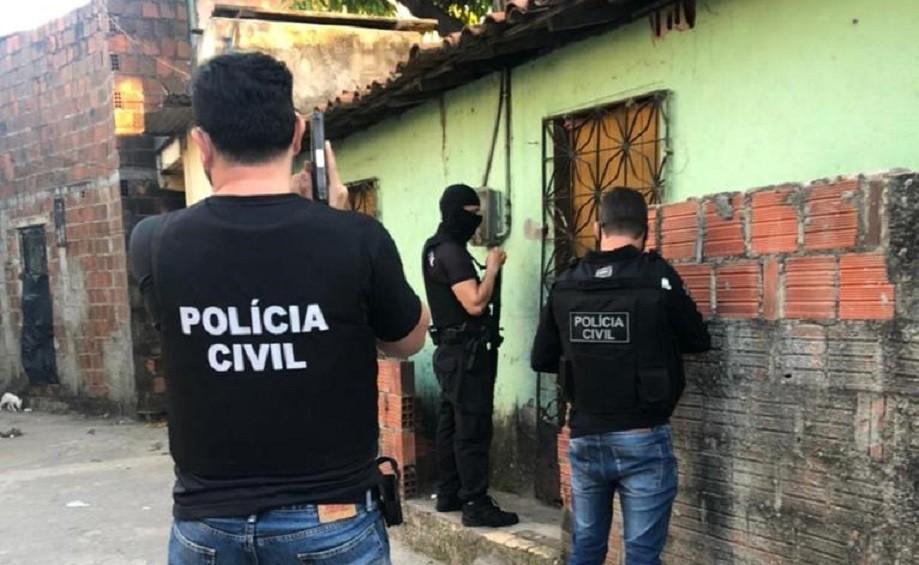 Operação contra membros de facção prende 16 pessoas no Ceará
