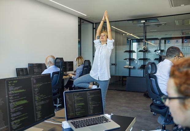 Distrações no escritório: estudo selecionou os maiores inimigos da concentração (Foto: Westend61)