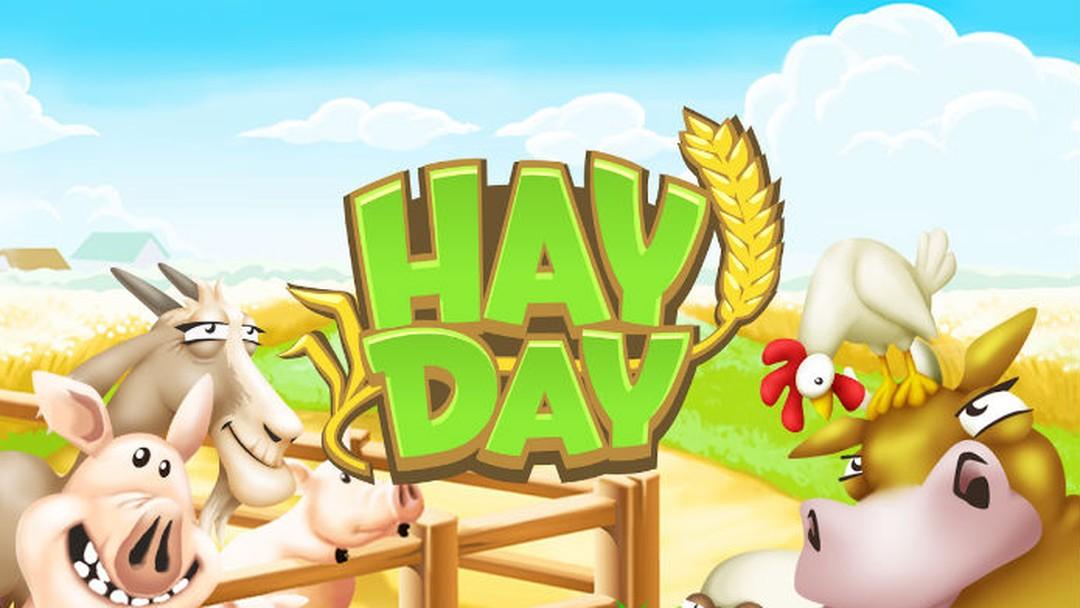 Resultado de imagem para Hay Day: Para Se Sentir Um Fazendeiro