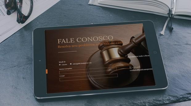 Justiça Express (Foto: Divulgação)