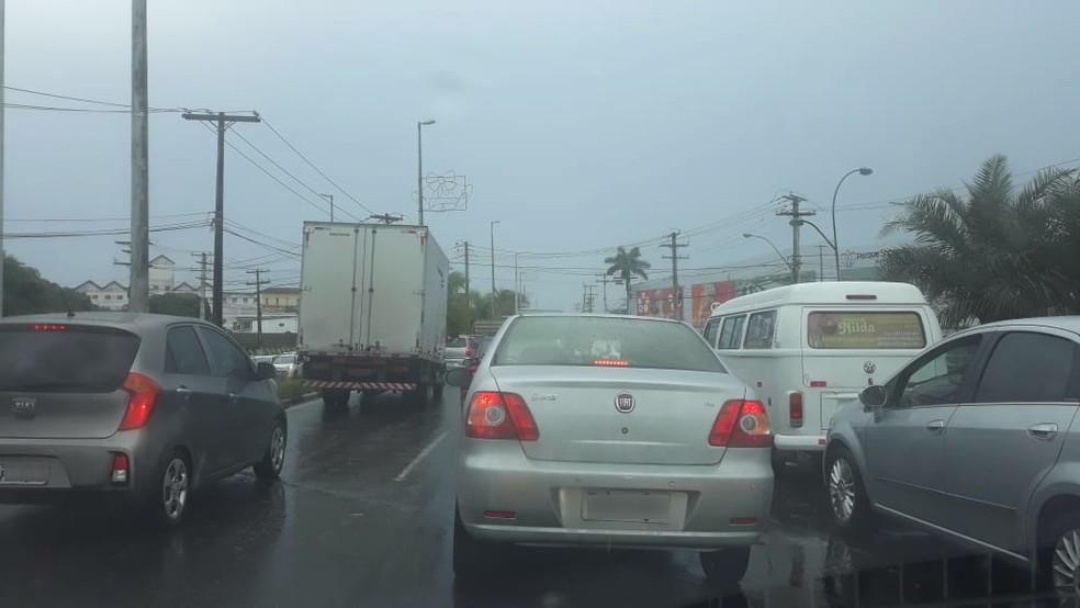 Polícia Militar registra 27 acidentes e 3 mortes nas rodovias baianas durante operação especial de Réveillon — Foto: Maiana Belo/G1 Bahia