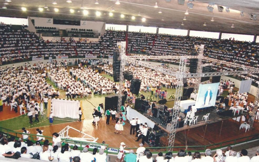 Evento ocorre no município de Lagarto (SE) — Foto: Assessoria de Imprensa