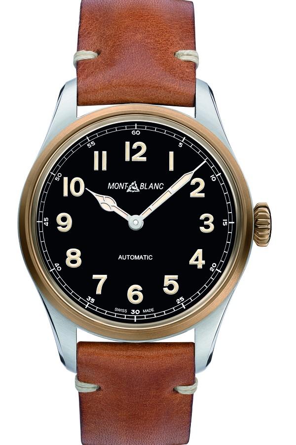 Relógio Montblanc (Foto: Divulgação)