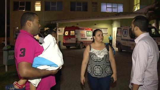 Mulher perde controle e quebra equipamentos do PA de Alto Lage por falta de atendimento médico