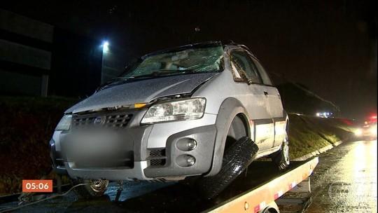 Mau tempo pode ter causado série de acidentes em Indaiatuba