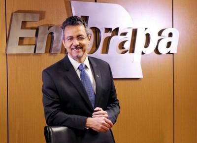 Maurício Antônio Lopes, da Embrapa (Foto: Reprodução/Embrapa)