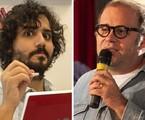 George Sauma e Otávio Muller | Divulgação/TV Globo