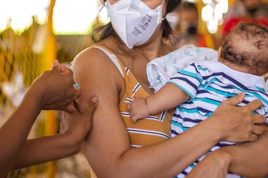 Covid-19: Veja esquema de vacinação em Lauro de Freitas, Camaçari e Juazeiro nesta nesta sexta-feira