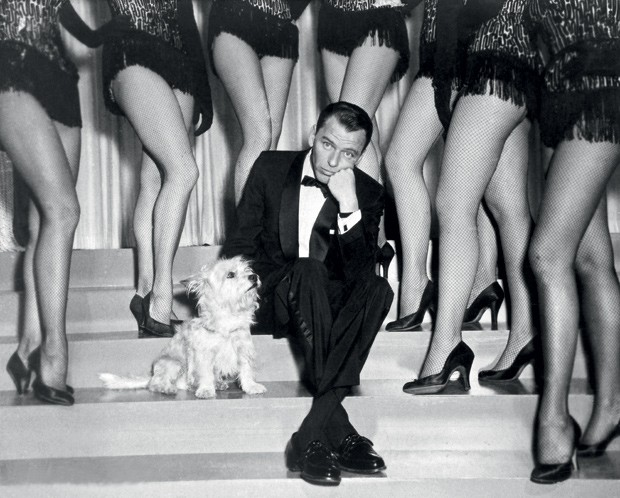 Frank Sinatra (Foto: Getty Images)