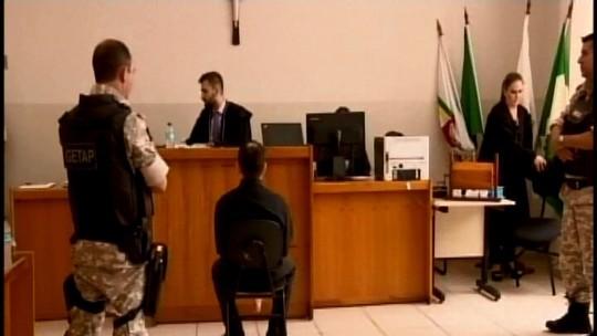 Caso Ana Clara: segurança é reforçada no Fórum de Cláudio para julgamento de acusado de matar enteada