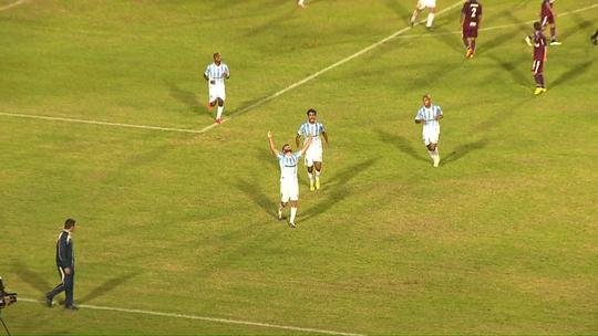 No último lance, Londrina consegue empate e rebaixa Caxias na Série C