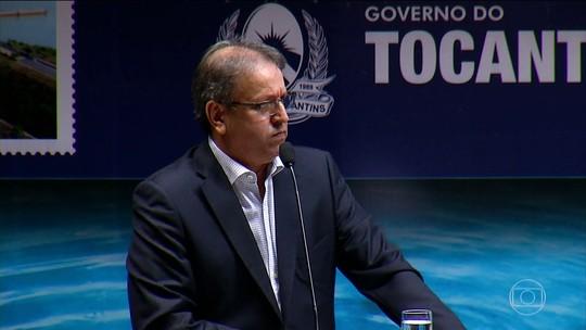 TSE mantém cassação do governador do Tocantins