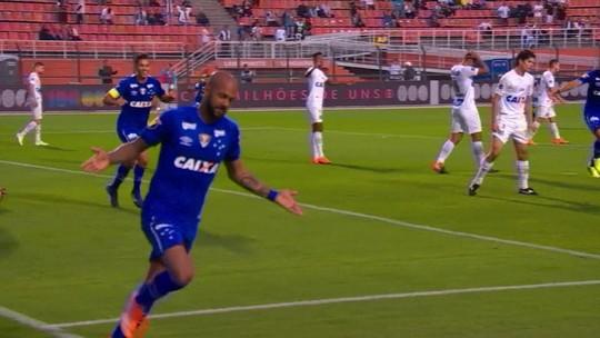 Bruno Silva atinge maior sequência no Cruzeiro, ganha moral e tem brecha para virar titular