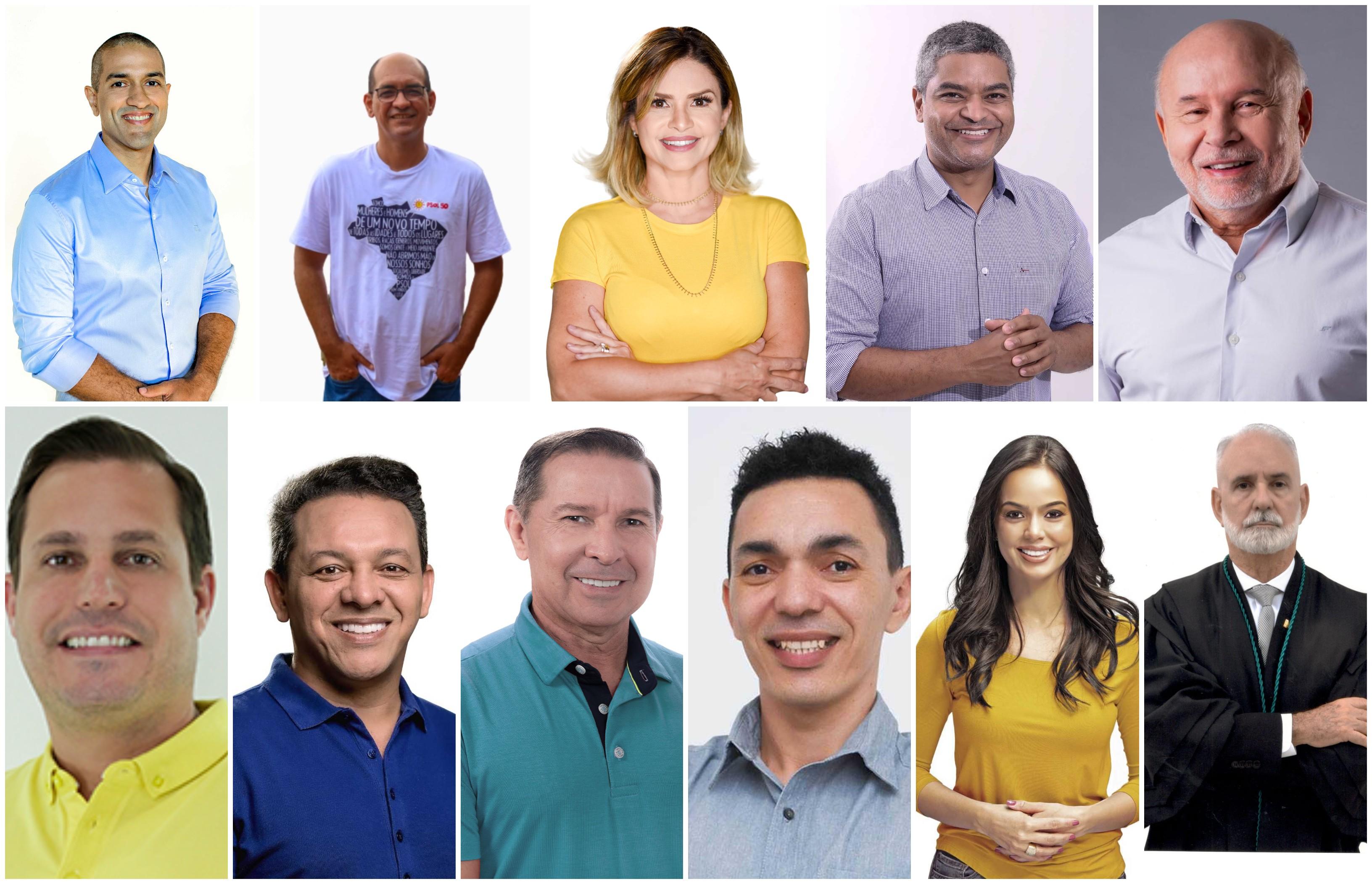 Eleições 2020: veja a agenda dos candidatos à prefeitura de Boa Vista nesta quinta-feira (29)