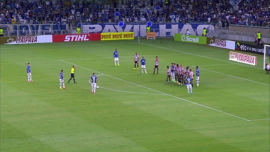 Referência no Cruzeiro, Thiago Neves tem Alex, dono da 10 em 2003, como inspiração