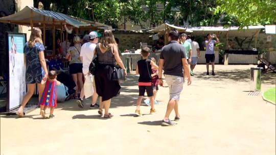 Casa Firjan, no Rio, tem programação especial no Dia das Crianças