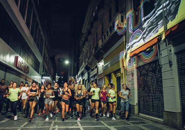 Sabrina Sato  (Foto: Divulgação/Nike)
