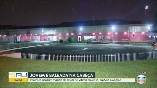 Jovem de 17 anos leva tiro na cabeça em São Gonçalo